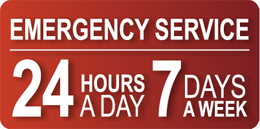 24 hours, 7 days a week, emergency service for water and fire restoration Greenville SC